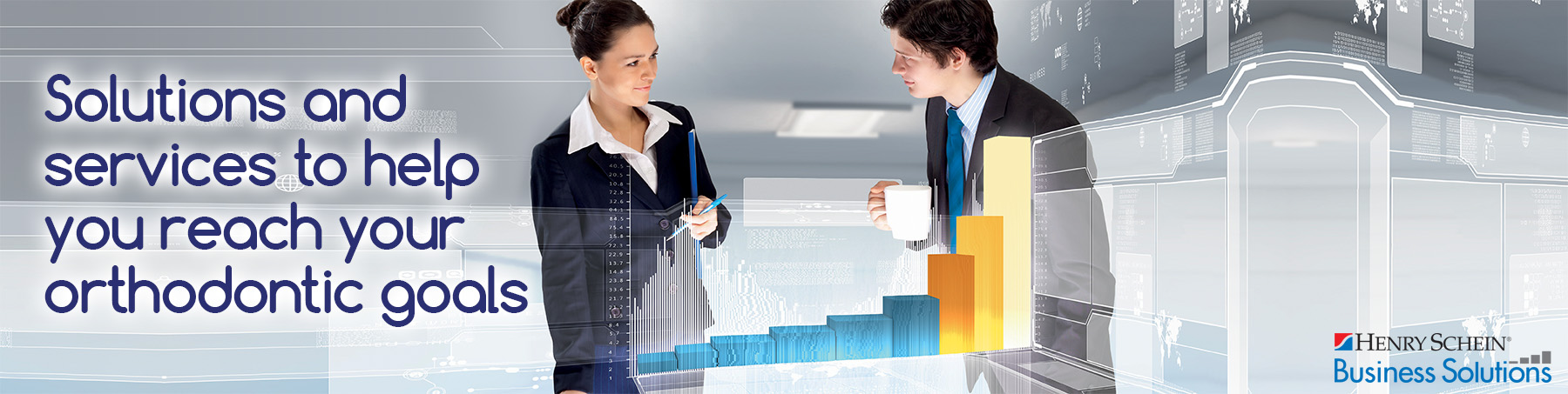 Find solutions and services to help you reach your goals with Henry Schein Business solutions.
